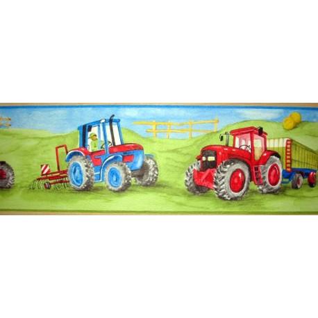 Bordura traktory