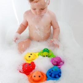 Vital Baby plovoucí zvířátka s kroužky