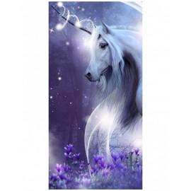 Plážová osuška Mystical Unicorn