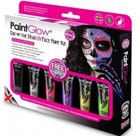 PaintGlow Sada barev na obličej