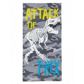 Plážová osuška T-Rex Attack