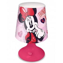 Stolní lampička Minnie Mouse