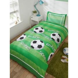 Povlečení  Fotbalové  zelené
