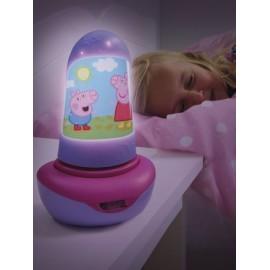 Peppa Pig  noční světlo a baterka 2 v1