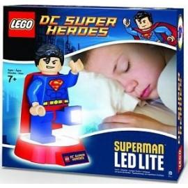 Lampička Lego DC Superheroes Superman