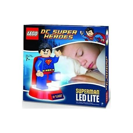 Lego DC Superheroes Superman lampička
